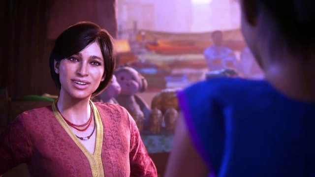 Uncharted: The Lost Legacy Wiki