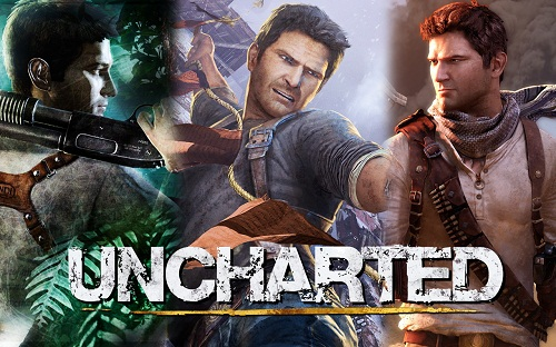 Uncharted Trilogy PS4