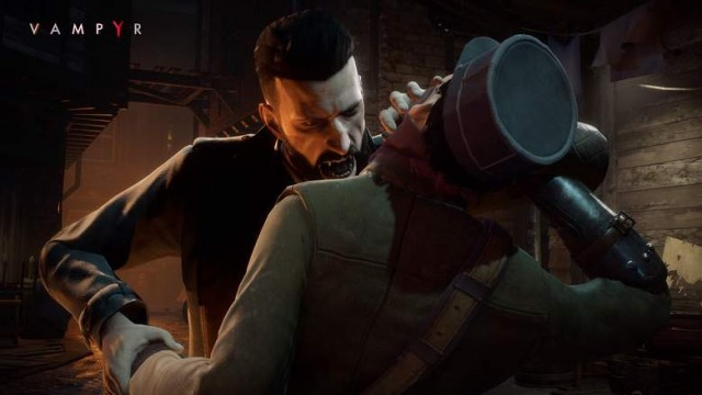 How to get blood in Vampyr