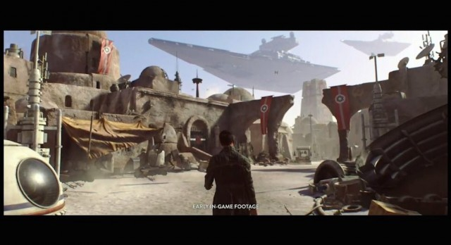 EA and the future of Star Wars games revealed at E3