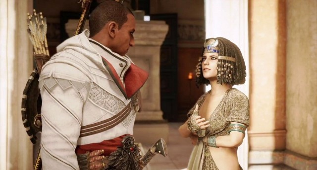 Ubisoft Responds to Assassin's Creed: Origins DRM Controversy