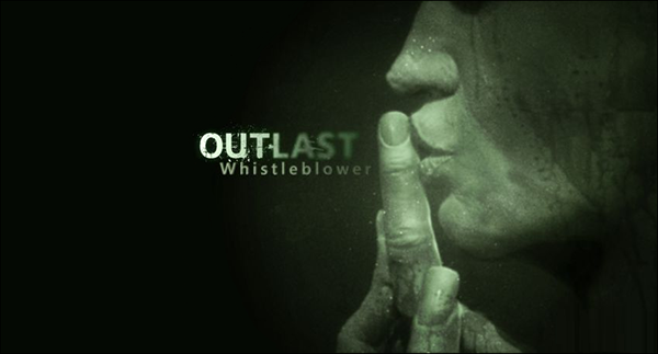 Outlast Whistleblower Wallpaper