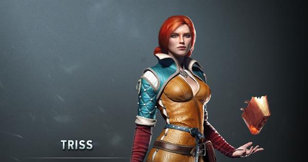 The Witcher 3: Triss