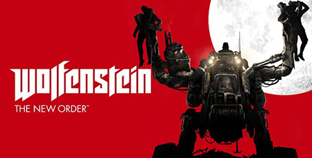 Wolfenstein: The New Order wallpaper