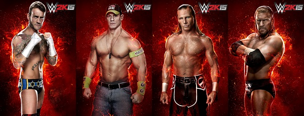 All The Wrestling Game Fans This One Is For You Check Out WWE 2K15 A New Generation Of Trailer More Than Three Minutes
