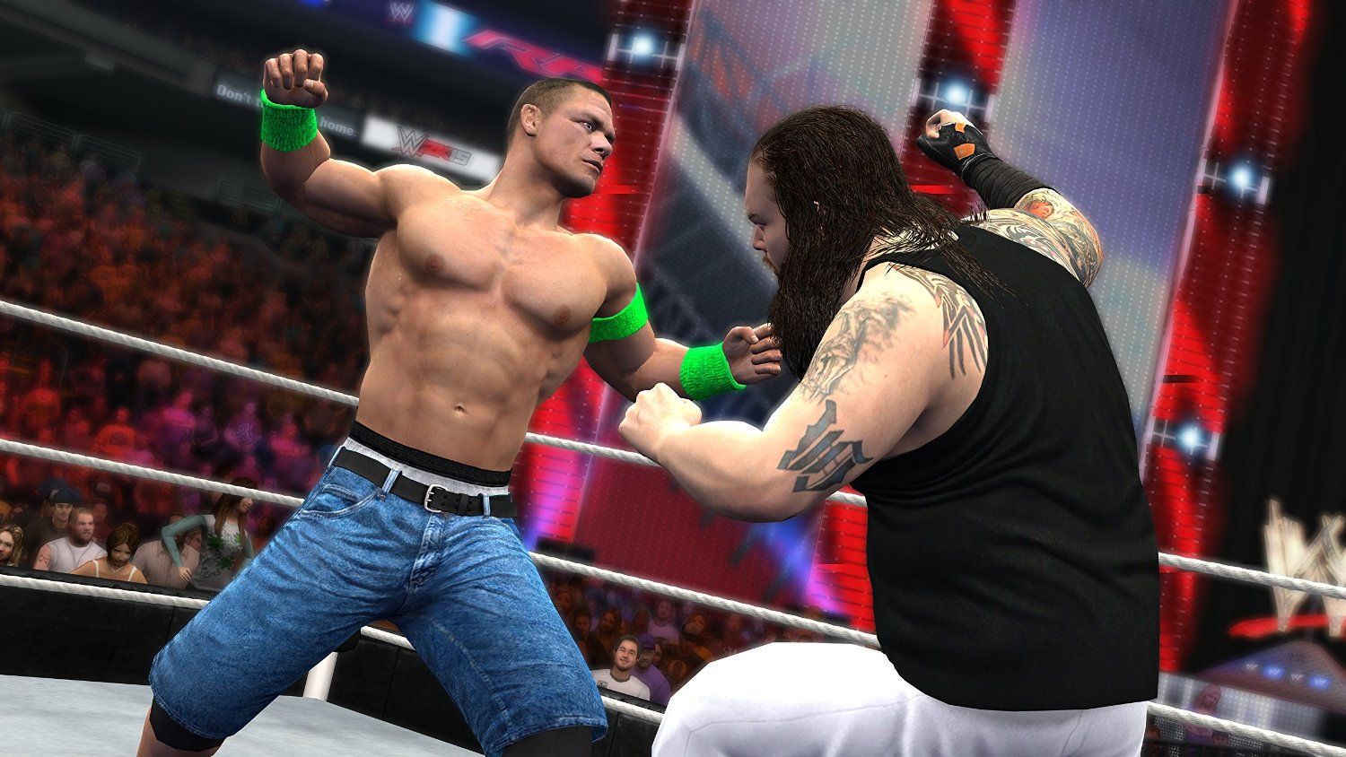 first wwe 2k15 ps3 screenshots released shows shawn