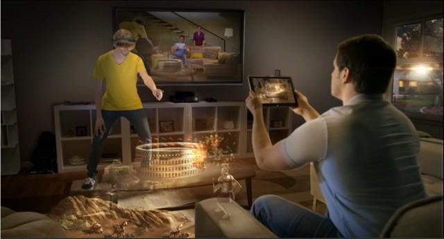 Microsoft On Xbox One HoloLens vs PS4 Project Morpheus vs Rift ...