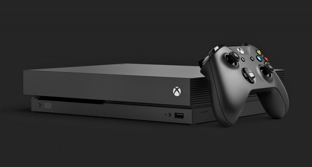 Xbox One X Games Holiday 2017
