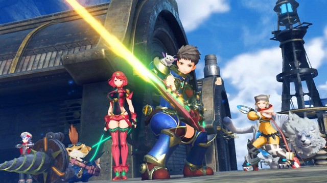 Xenoblade Chronicles 2 Chnage Voice From English To Japanese