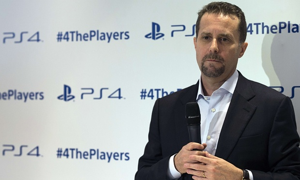 Andrew House, PlayStation Boss
