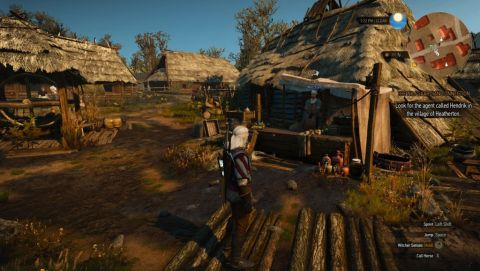The Witcher 3: Saddlebags Screenshot