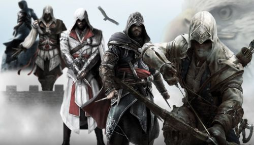 Assassin's Creed Video Game Franchise