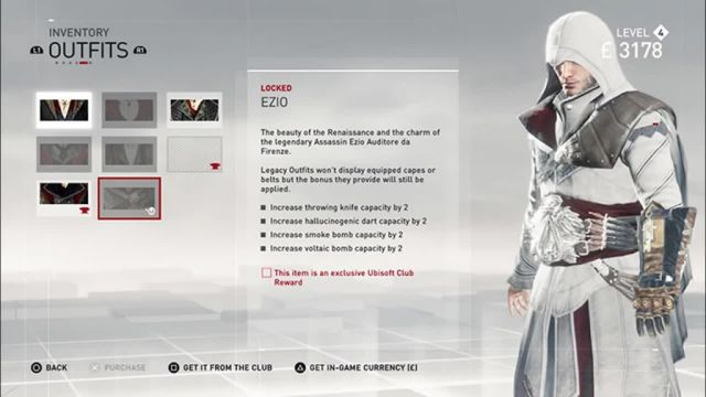 Assassin's Creed Ezio Costume Guide For Assassin's Creed Syndicate