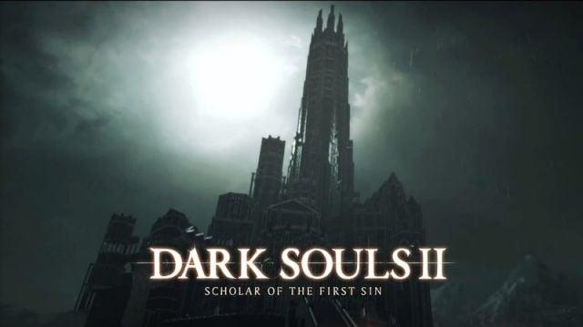 Dark Souls II: Scholar Of The First Sin Is Even Harder