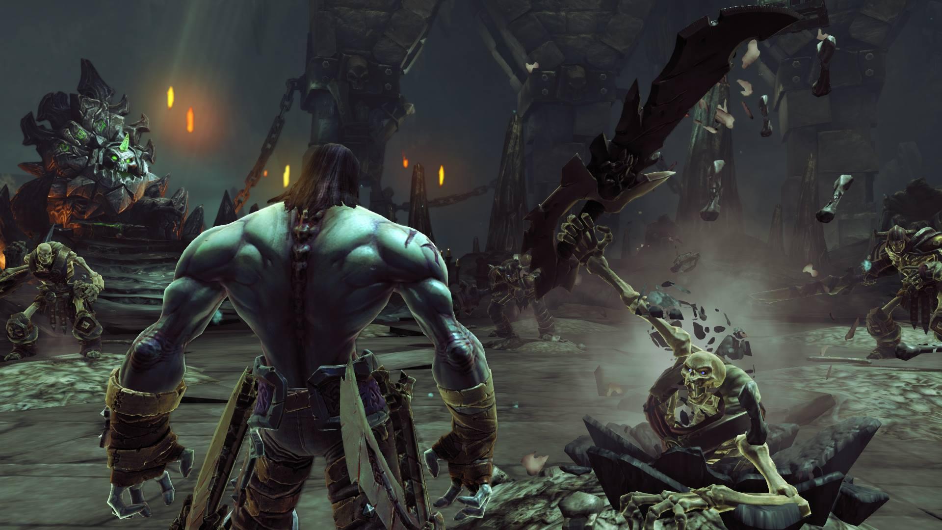 Darksiders 2 (2012/PC/RePack/Rus) by R.G. Catalyst …