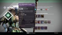 Destiny  House of Wolves Vendor Screenshot 2