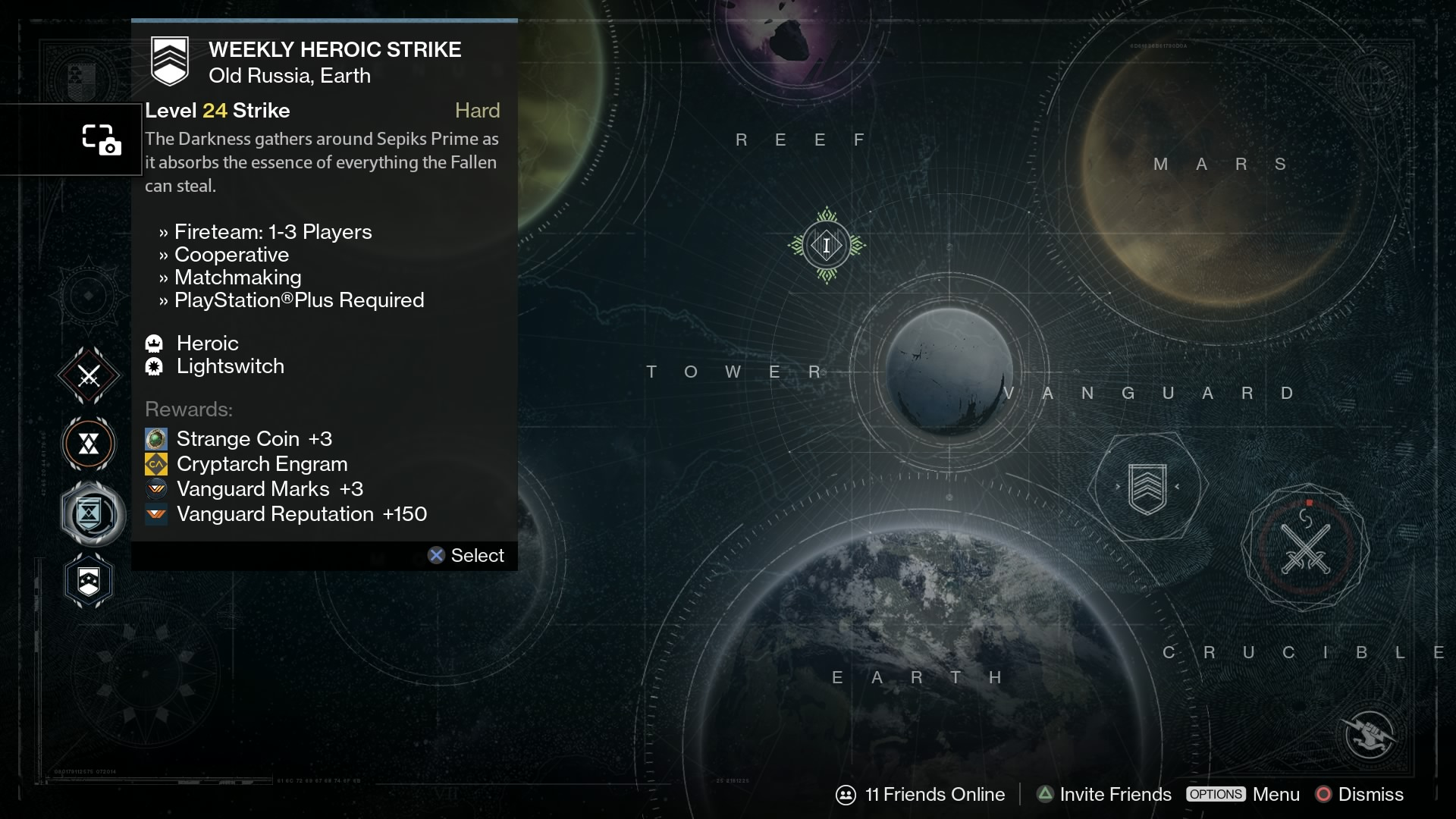 weekly heroic strikes destiny matchmaking Weekly rituals, revealed weekly heroic strikes completions and a treasure of ages box the first time you finish a strike it also features matchmaking.
