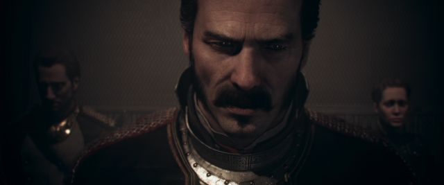 The Order: 1886 Direct Feed PS4 Screenshot