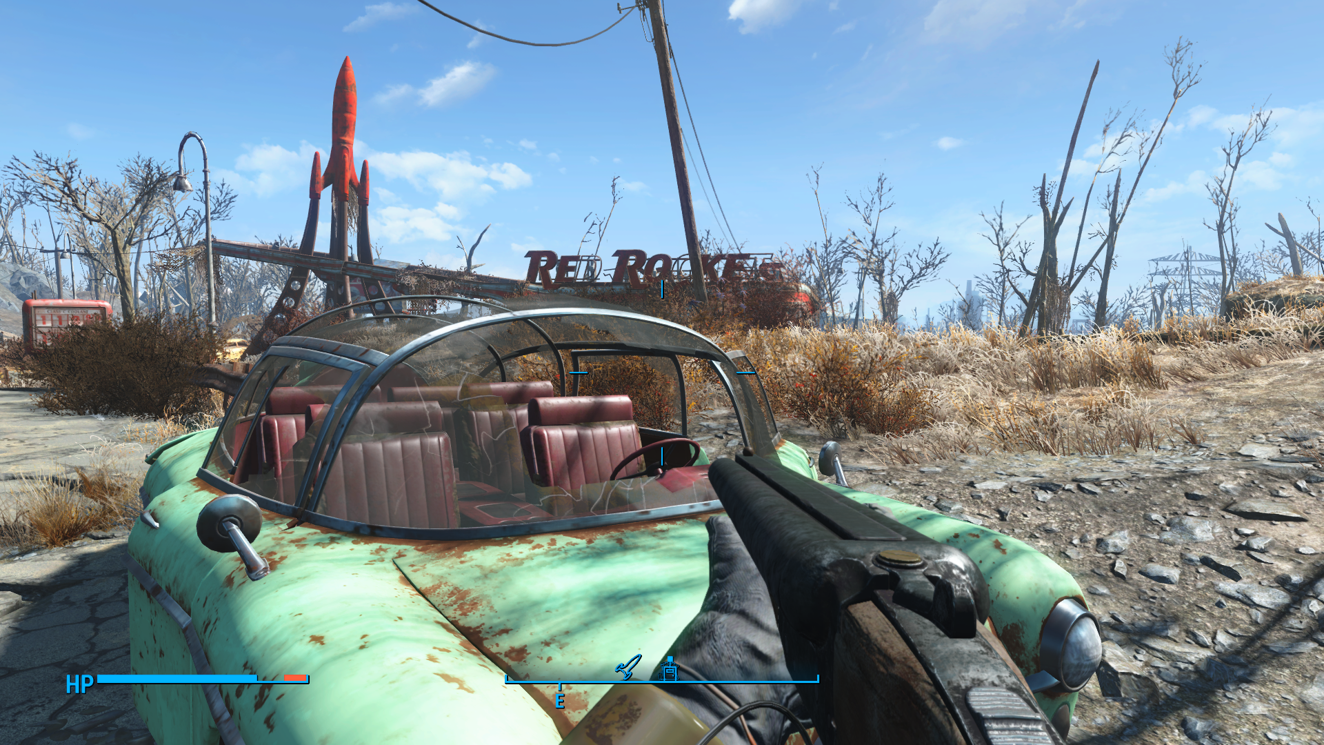 More Fallout 4 PC Gameplay Screenshots was Leaked