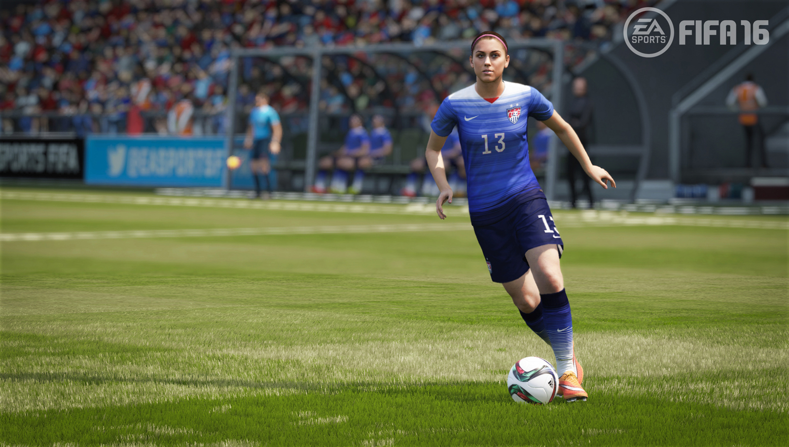 FIFA 16 Will Launch on September 22, Includes Women's ...
