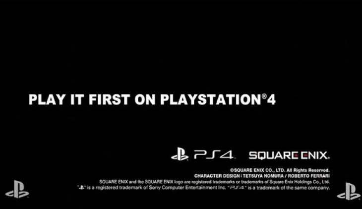 Final Fantasy VII Remake Play It First On PS4