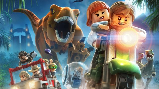 Lego Jurrassic World