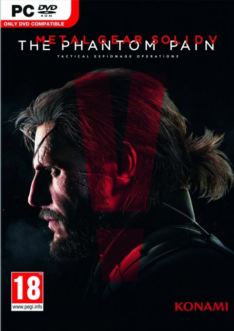 Metal Gear Solid V: The Phantom Pain release date from Kojima ...