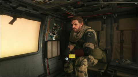 MGS V: The Phantom Pain iDROID Guide Screenshot 2