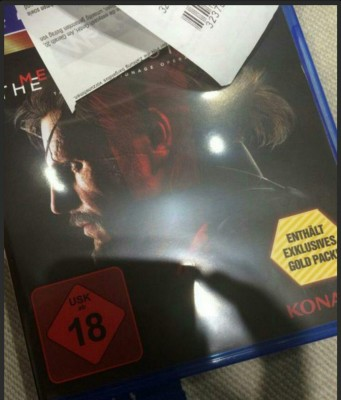 Mgs 5 release date in Melbourne