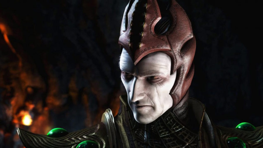 how to play shinnok in mortal kombat x ps4 control for