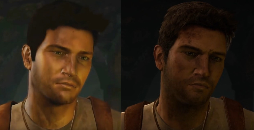 Nathan Drake S New Face Model Showcases Some Unexpected Work