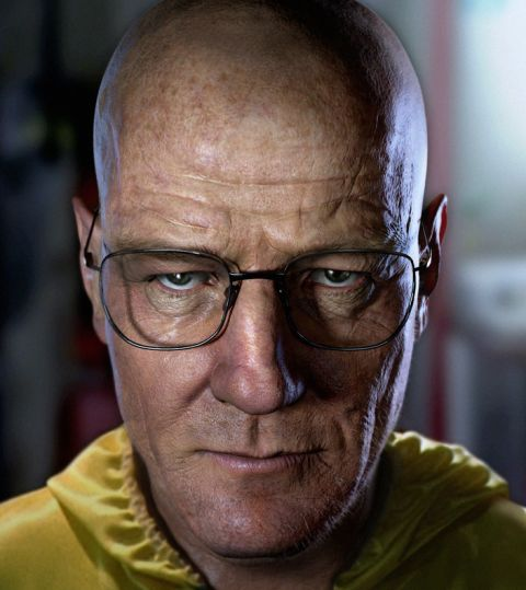 Breaking Bad Character Model Screenshot From Naughty Dog