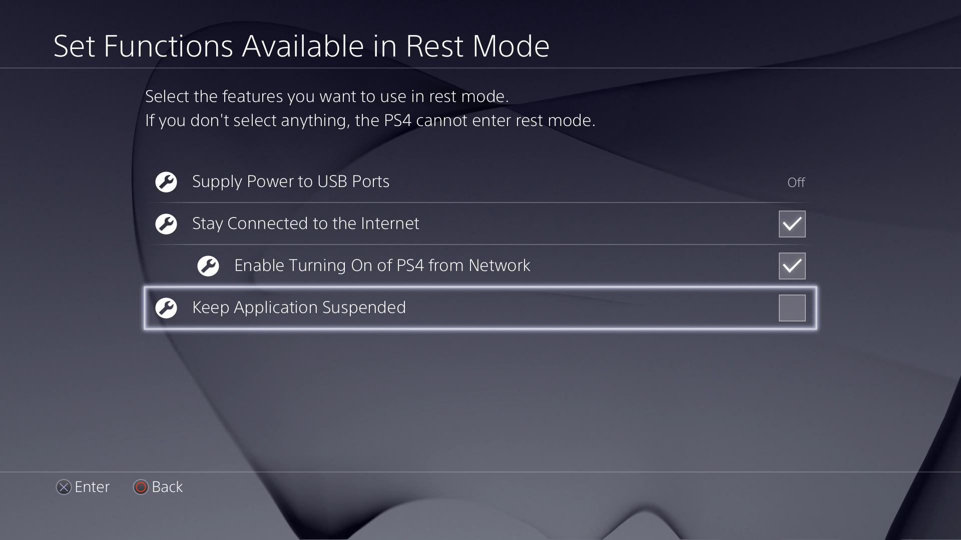 PS4 Suspend Feature Is Not Turned ON By Default In Firmware 2.50 ...