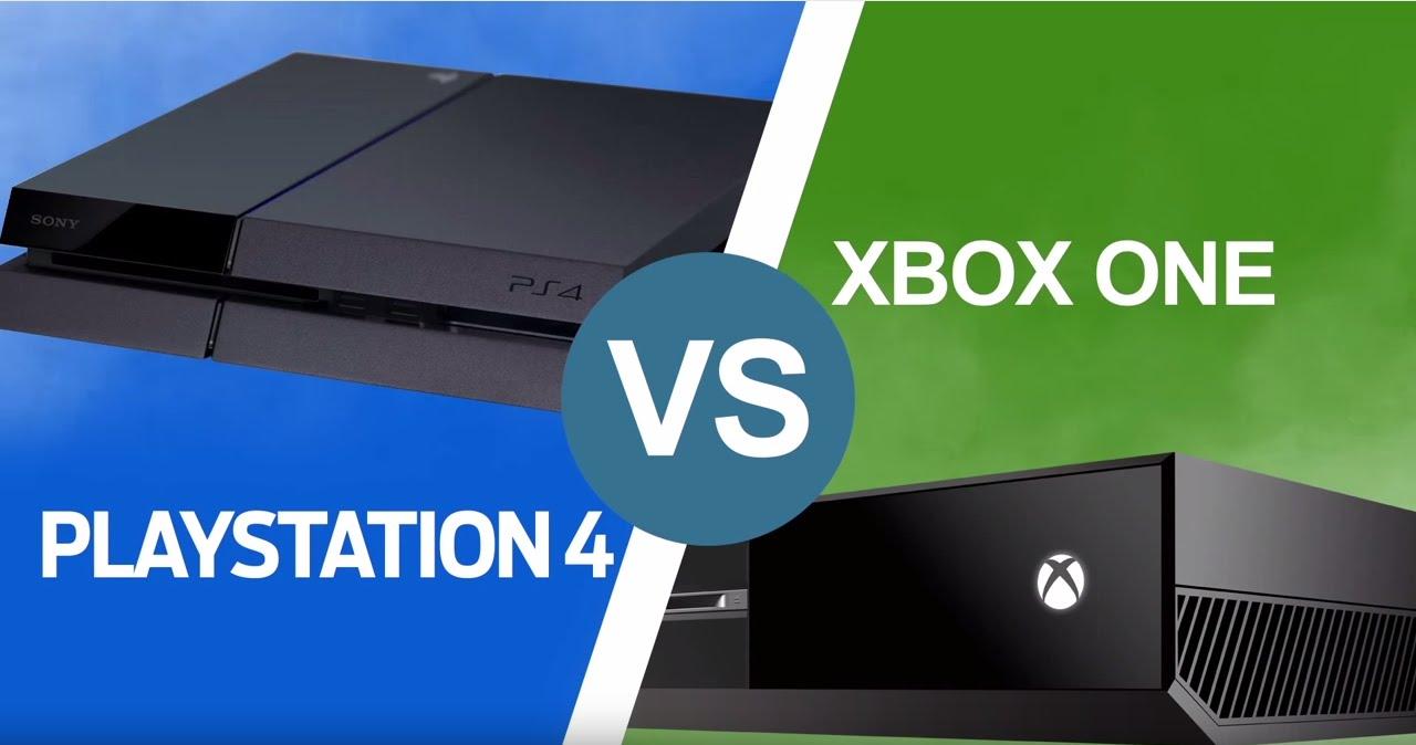 PS4 vs Xbox Oen