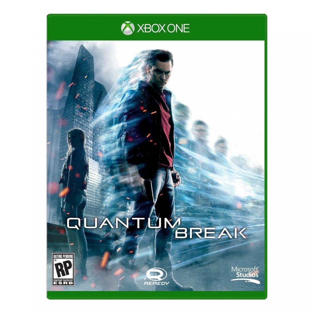 Xbox One Box Art Quantum Break Final Bo...