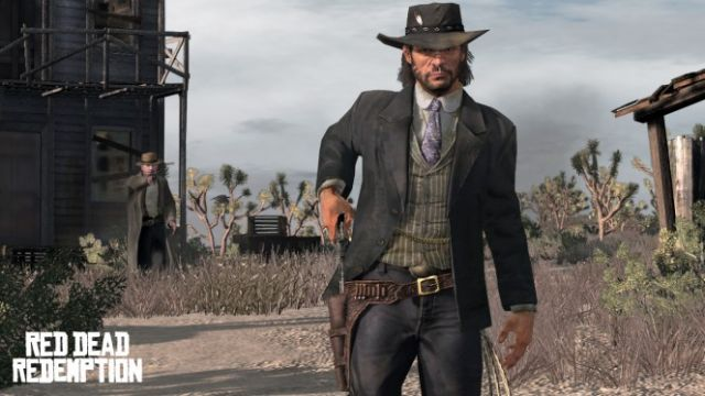 Red Dead Redemption PS4 Remastered