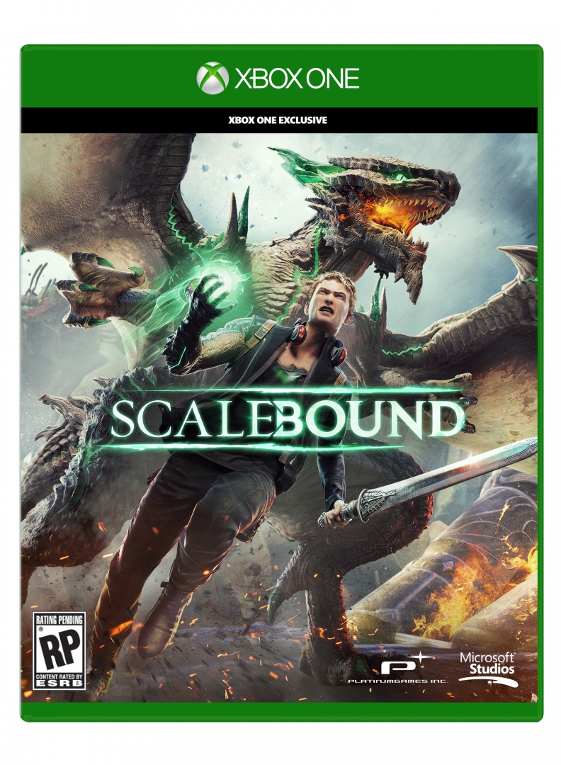 These Scalebound 1080p Screenshots Will Make Your Jaw Drop