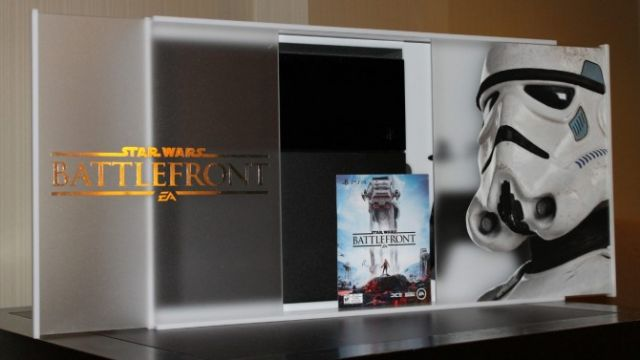 Star Wars: Battlefront Ultra Limited Edition