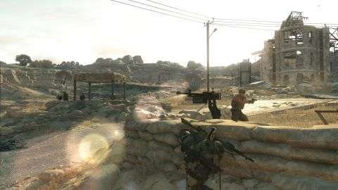 MGS V: The Phantom Pain PC Screenshot 1