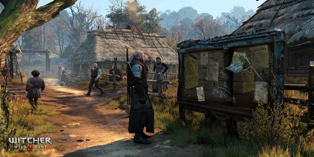 The Witcher 3 Side Ques