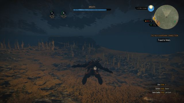 The Witcher 3: Wild Hunt Chest Off-Shore Location Screenshot 4