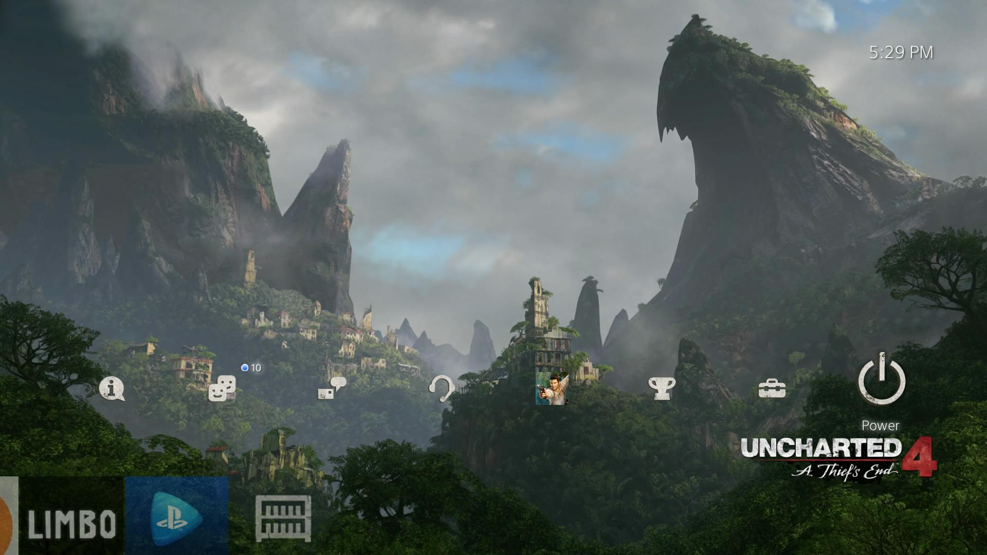 First Screenshot And Video Preview Of Uncharted 4 A Thiefs End Theme Leaked Looks Absolutely Fantastic