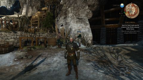 Witcher 3: Enhanced Griffin Set Screenshot