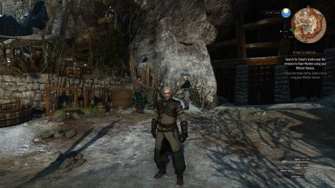 Witcher 3: Enhanced Ursine Set Screenshot