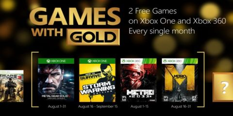 free games with xbox gold august 16