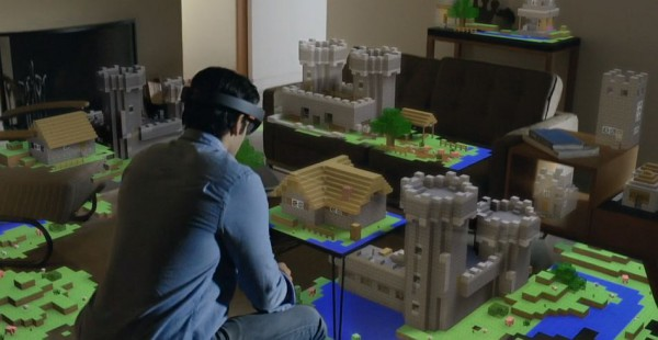 Project HoloLens For Xbox One