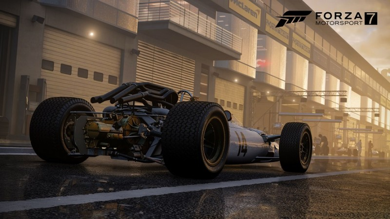 Forza Motorsport 7 Will Have PC Demo, Minimum Specifications Updated