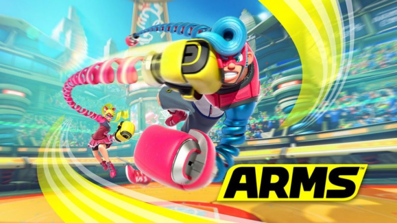 Nintendo Switch Arms Update Out July 12