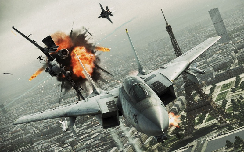 Ace Combat 7 Release Date Pushed Into 2018