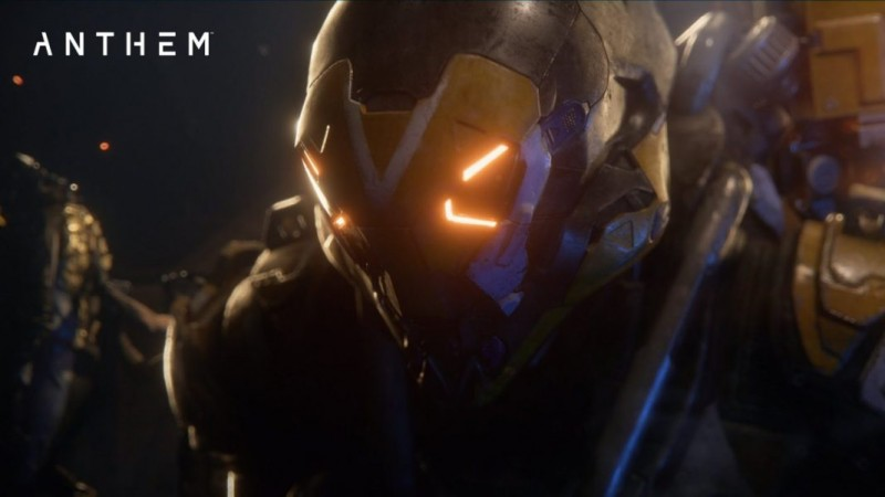 Bioware New IP - Anthem